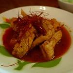 カタコト - 鶏肉の唐辛子煮