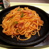 ドン - 料理写真:懐かしのナポリタン¥620