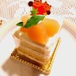 36924977 - りんごのショートケーキ ¥400