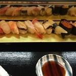 蛇の目寿司 - 特上寿司