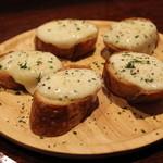 琴似バル - 新得町共働学舎のラクレットチーズ 750円