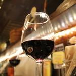 琴似バル - 赤ワイン
