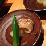 夕 - 太刀魚の塩焼き