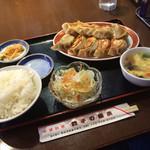 36929977 - 餃子定食