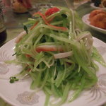 好味来 - ブロッコリ-の茎がこんなに美味しく^^