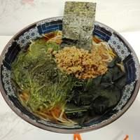 幸増 - 天然ミネラルの宝庫!かじめ海藻で仕立てた健康美容にGoodのお蕎麦^^♪
