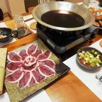 幸増 - 蔵王深山竹炭水鴨を贅沢に使った鴨料理のコース♪お値打ち価格で提供中^^♪要予約