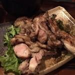 もつ福 - 鶏の塩麹焼き