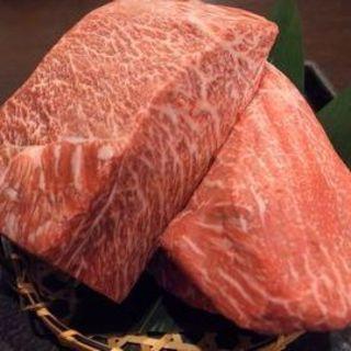 魚だけでなく、肉にもこだわっています!