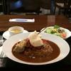 ラルーナ - 料理写真:カレーランチ、ご飯は大盛りでお願いしました