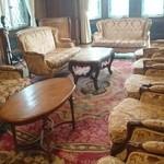 ジェームス邸 - 待合室