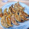 ぎょうざの満洲 - 料理写真:ダブル餃子