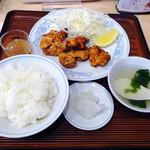 36935632 - 国産ハーブ鶏の塩唐揚げセット