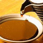 七輪焼肉安安 - 有名しょうゆメーカーの安安特注ダレ