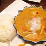 バーンスコータイ - イエローカレー鶏