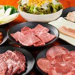 七輪焼肉 安安 - 料理写真:≪食べ放題≫DX(デラックス)コース