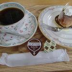 コーヒーハウス - コーヒーとケーキ