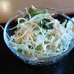 さざなみ - 焼魚定食(720円・ランチパスポートで終日500円)