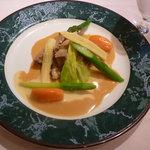 ラ・クープ - メイン~牛肉のクリーム煮