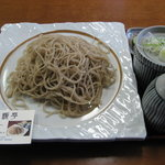 甜蕎屋 源平 - 月輪蕎麦