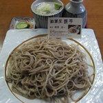 甜蕎屋 源平 - 金剛蕎麦