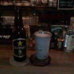 我巣灯 - 陶器のビール