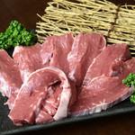 焼肉くろちゃん - 料理写真:米沢牛ハート