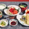 海鮮御飯処 陣笠 - 料理写真:陣笠刺身ランチ