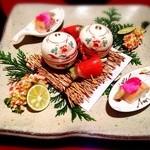 花の雲 - 料理写真:ディナー♡
