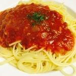 JAM Akihabara - ミートソーススパゲティ