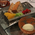 アルスデュオ - 料理写真:デザートプレート