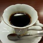 自家焙煎珈琲工房 カフェ バーンホーフ - ブルーマウンテン 800yen