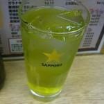 36954224 - 緑茶ハイ