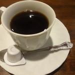カフェハウス カヴァッルッチョ - ブレンドコーヒー¥380☆