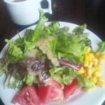 イタリアントマトクラブ - サラダ1皿目