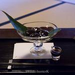 茶寮 宝泉 - わらびもち