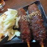 だるま - 味噌串カツ