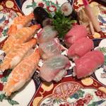 36958030 - 今日の食事は、お寿司