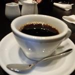 プティ サレ - [3500円コース] 食後のコーヒー