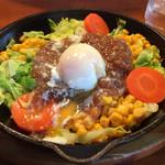 レストラン パリアッチみき - じゅうじゅうハンバーグ