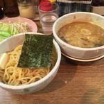 いだてん - 味噌つけ麺