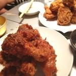 鶏ドナルド - ここわ☆韓国の味に結構近いっ☆いいとこ教えてもらった❤️