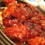 鶏ドナルド - プルダック☆かなり辛め´д`