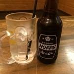 肉汁水餃子 餃包 - ホッピーセット