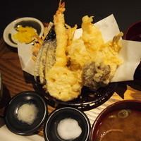 スギノタマ - にぎわい天定食