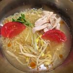 ロンフーパティオ - 韓国冷麺