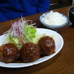 洋食の朝日 - クリームコロッケ  ¥980