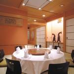 菜香新館 - ご家族での会食やママ会に人気の和室