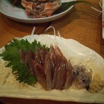うまいもんや 桜亭 - ホタルイカ刺身