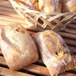 麦音  - 道東初パネオトラッド。新製法で小麦の旨みが味わえます